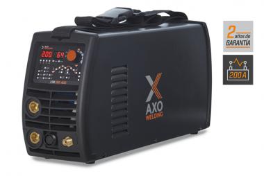 X-TIG 2001 ACDC PULSE